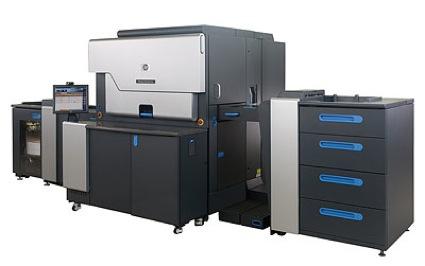 HP Indigo 7500 Digitale Pers DPP Houten